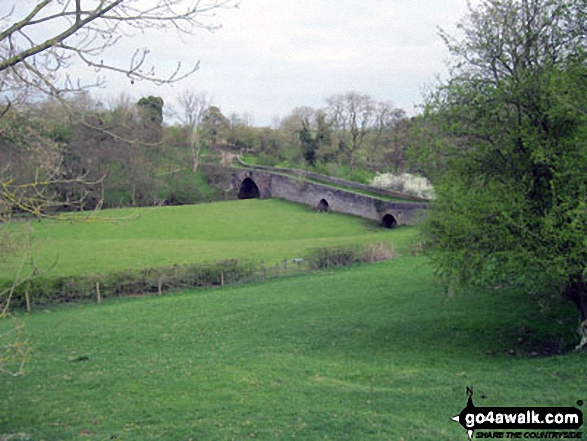 Coldwall Bridge, near Thorpe, Dove Dale