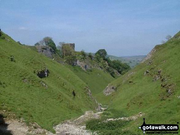 Cave Dale nr Castleton