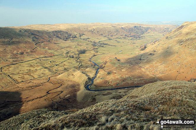 Swindale from Nabs Moor Summit
