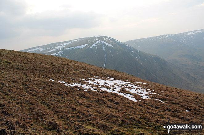 Harter Fell (Mardale) from Branstree (Artlecrag Pike)