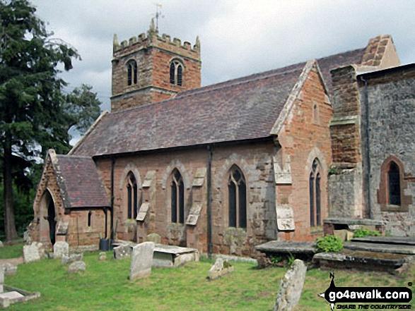 Quatford Church
