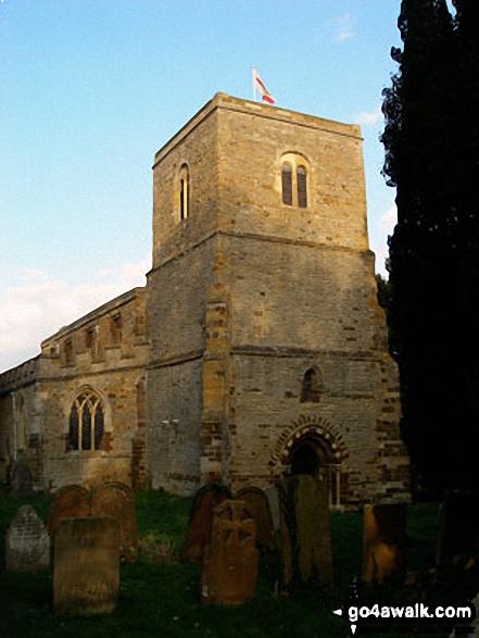Great Doddington Church
