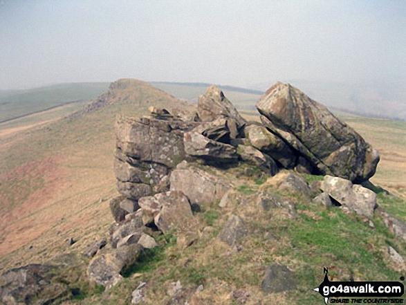 Crook Hill (Ladybower) from Crook Hill (Ladybower) (South Top)