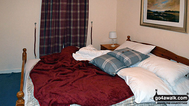 Burnthwaite Farm Bedroom, Wasdale Head