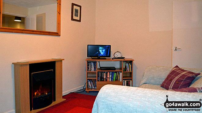 Burnthwaite Farm Lounge, Wasdale Head