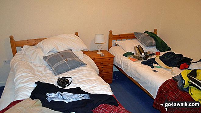 Burnthwaite Farm Bedroom Two, Wasdale Head