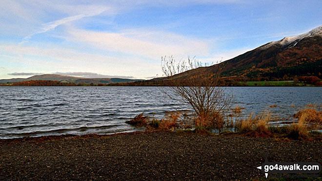 Bassenthwaite Lake from Hursthole Point