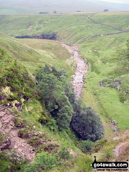 The River Swale at Keld