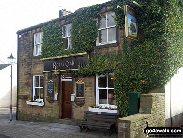 The Royal Oak, Upperthong