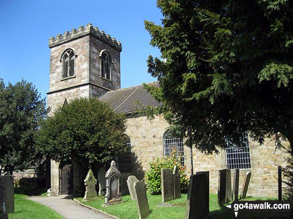 Onecote Church