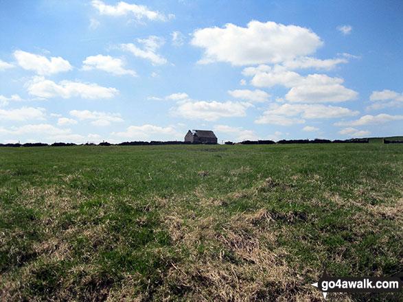 Butterton Moor from Golden Hill