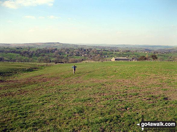 Crossing Grindon Moor