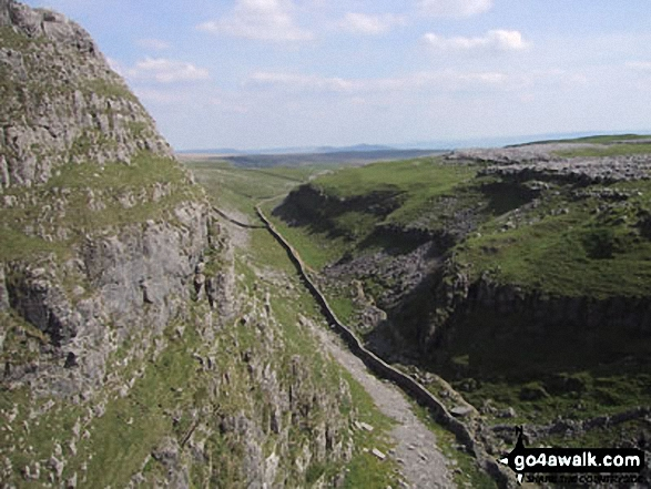 Above Malham Cove, Malham