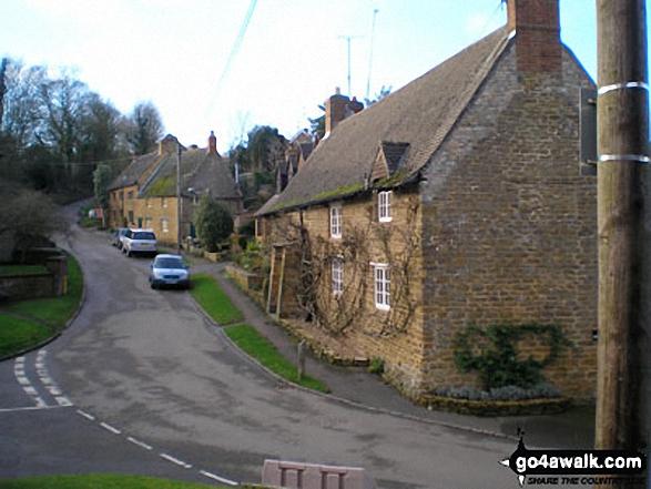 Badby Village,