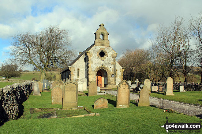 Little Longstone Church