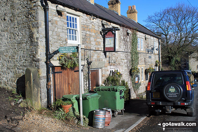The Packhorse Inn, Little Longstone
