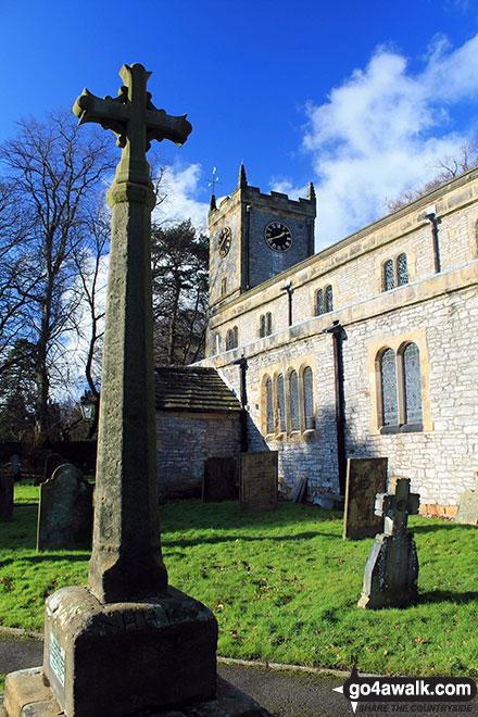 Great Longstone Church