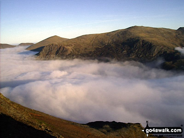 Temerature Inversion from Crib Goch