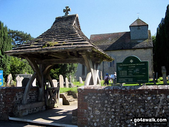 Clayton Church Lychgate