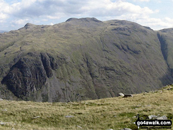Glaramara from Base Brown