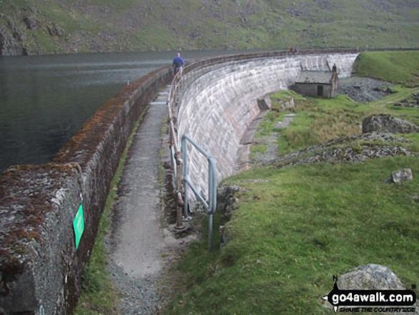Seathwaite Tarn Dam
