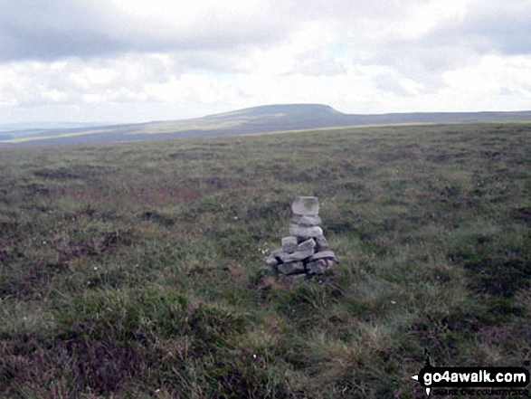Murton Fell summit cairn