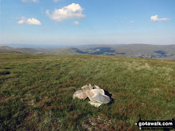 Great Dummacks summit cairn
