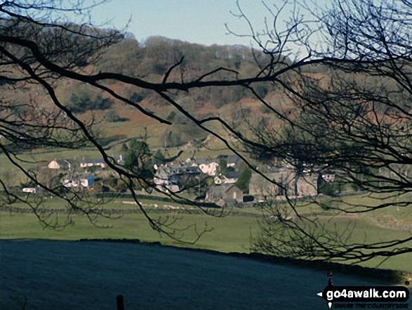 Finsthwaite Village