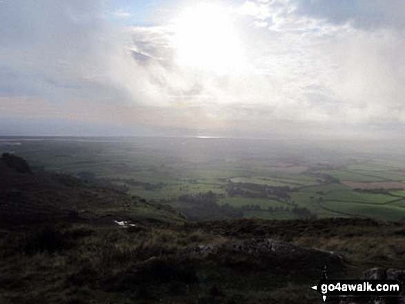 The view from Muncaster Fell (Hooker Crag)