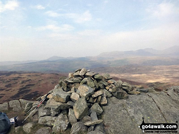 Beacon (Blawith Fells) summit cairn