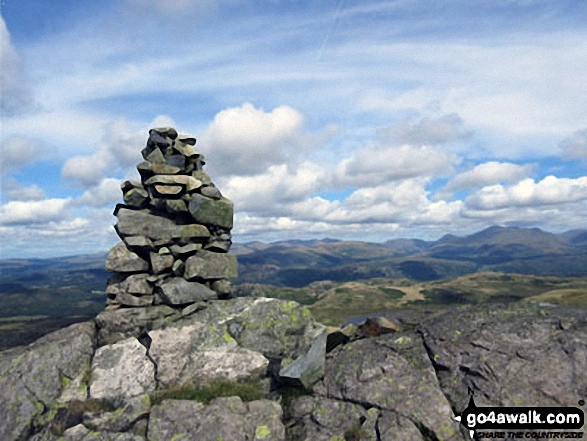 Cairn on White Pike (Birkby Fell)