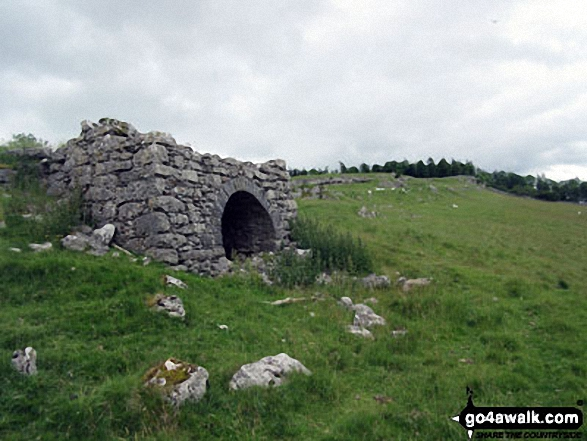 Old Lime Kiln on Knipescar Common