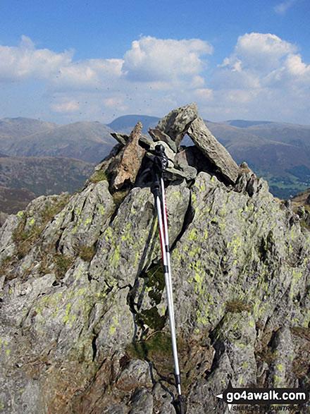 Blea Rigg summit cairn