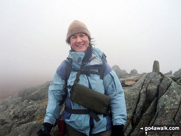 Me on Mardale Ill Bell summit 24th February, 2011