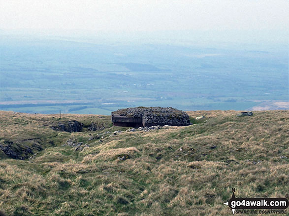 A Military Bunker on Tinside Rigg