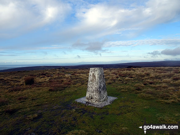 Paddy's Pole (Fair Snape Fell) Trig Point