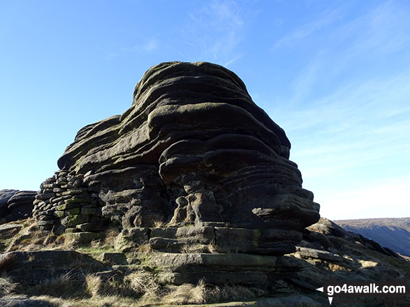 Seal Stones (Kinder Scout) summit