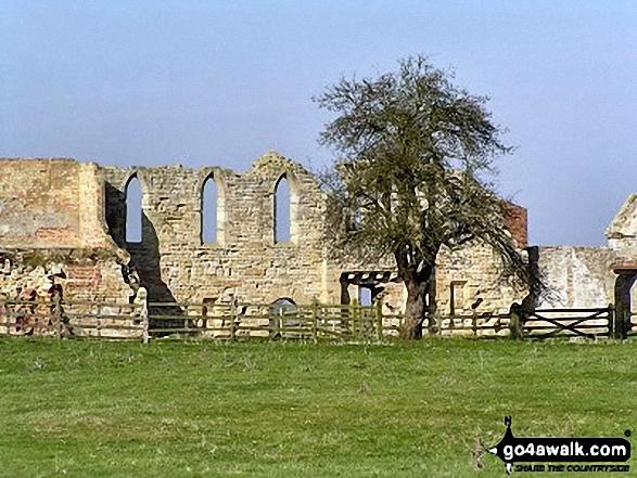 Tupholme Abbey, near Southrey