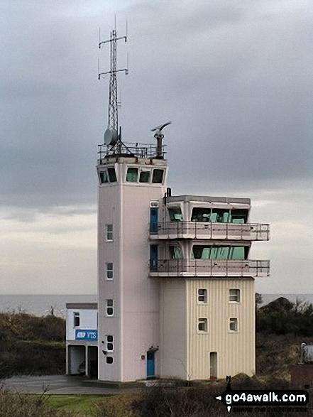 The New Lighthouse on Spurn Head