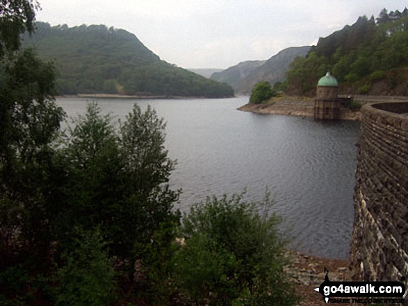 Garreg-ddu Reservoir, The Elan Valley