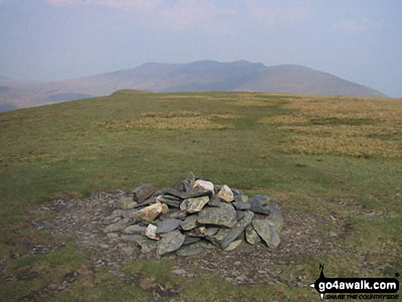 Great Calva from Lonscale Fell