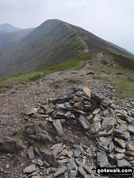 Ullock Pike Photo by Colin Jenkins