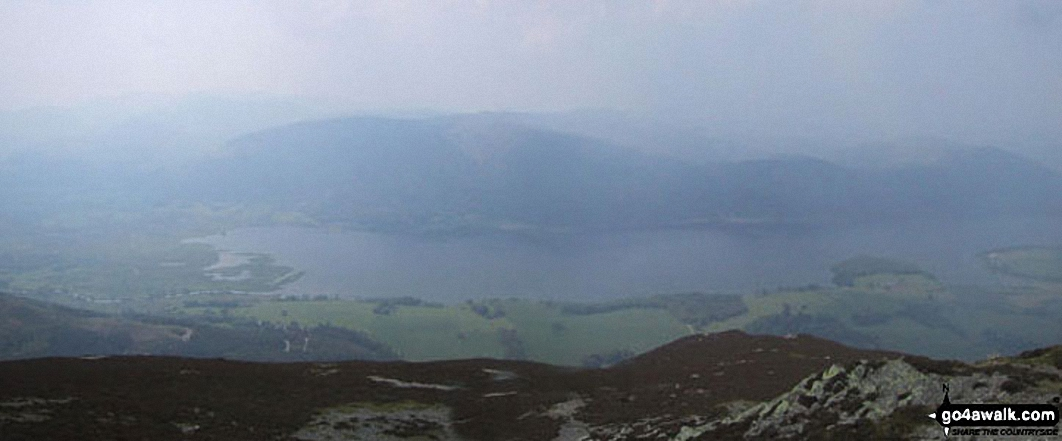 Bassenthwaite Lake from Ullock Pike