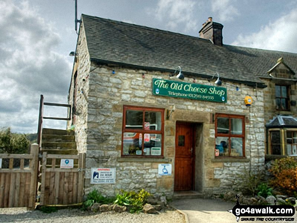 The Old Cheese Shop in Hartington
