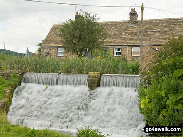Rowsley Weir