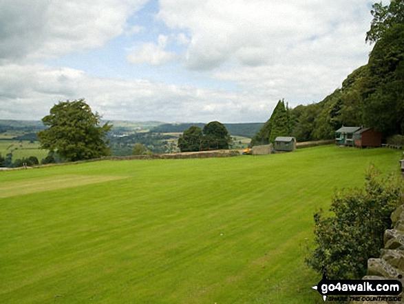 Stanton in Peak Cricket Club