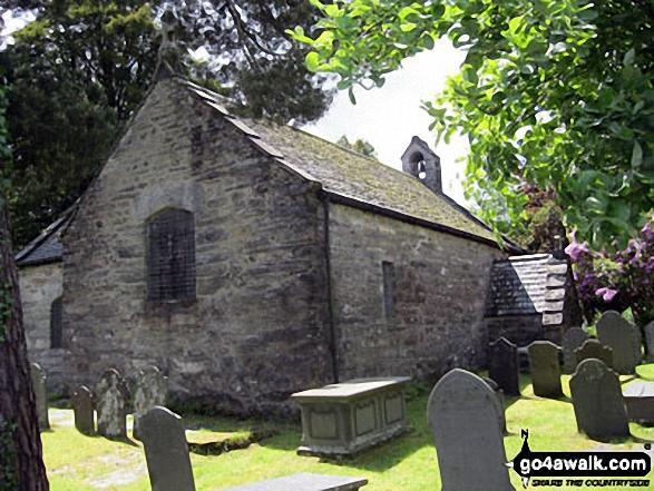 Dolwyddelan Church
