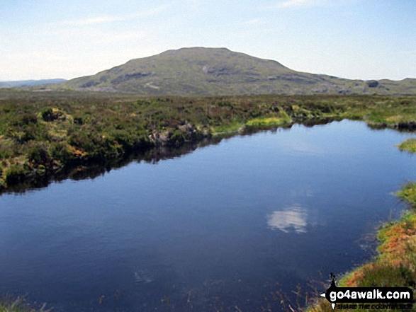 Manod Mawr (North Top) from Foel-fras (Moelwyns)