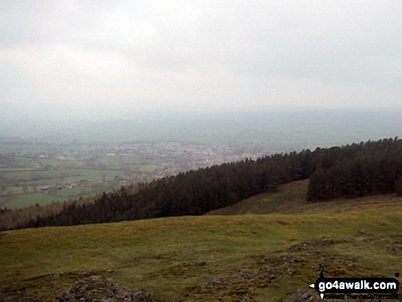 Shropshire from Earl's Hill