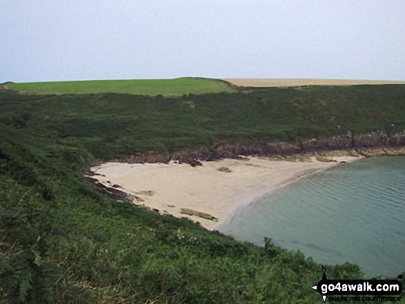 Castlebeach Bay, St Ann's Head, Pembrokeshire Coast